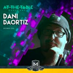 AT THE TABLE EXPERIENCE Dani DaOrtiz