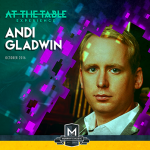 At The Table Live Lecture Andi Gladwin