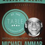 At the Table Live Lecture Michael Ammar