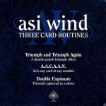Three Card Routines by Asi Wind